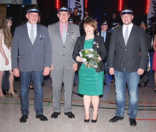 Silberkönigspaar Andreas & Heike Zwinge